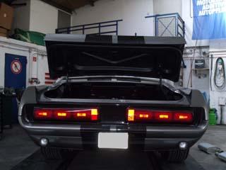 , 67er Eleanor Mustang