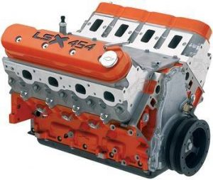 LSX 454 Motor